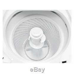 Machine À Chargement Blanc De Lavage