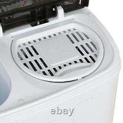 Machine À Laver Et À Sécher Spin Combo Pour Appartement Rv Machine À Laver Portable Top-loadin