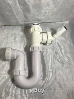 Machine À Laver / Lave-vaisselle Adaptateur Spigot Se Connecter À 40mm Existant 11/2 Piège
