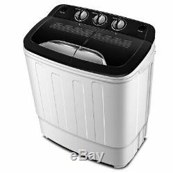 Machine À Laver Portable Avec Les Cycles De Lavage Et D'essorage Think Gizmos Tg23