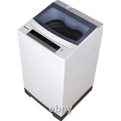 Magic Chef 1.6 Cu Ft Topload Machine À Laver Compact