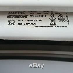 Maytag Commercial Lave-linge Top Loading Lave-linge Blanc