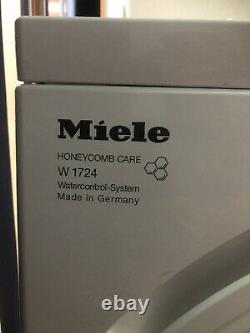 Miele W 1724 6kg Charge Avant Blanc. 1400 Spin