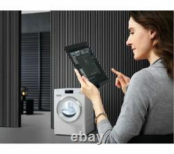 Miele W1 Twindos Wwd 660 Wifi-enabled 8 KG 1400 Spin Washing Machine Blanc