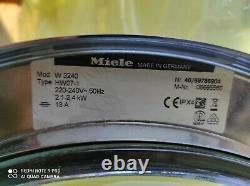 Miele W3240 Soins Honeycomb A + 1400rpm