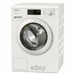 Miele Wcd120 Wcs Lave-linge De 1400 Spin Noté A +++ Blanc Home Appliance