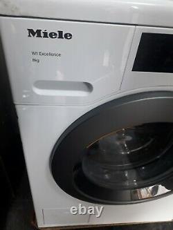 Miele Wcd120wcs Machine À Laver 8kg Nouvelle Petite Égratignure Dérivé Local Libre