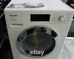 Miele Weg365 Lave-linge Autonome, 9kg, 1400rpm, A +++, Rrp Blanc £ 1199,00