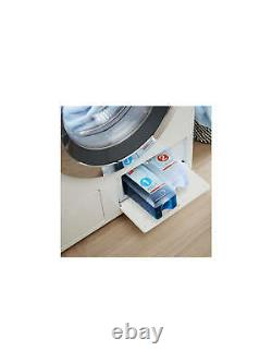 Miele Wwe760 Twindos Machine De Lavage Autonome, 8kg, A+++, 1400rpm, Blanc