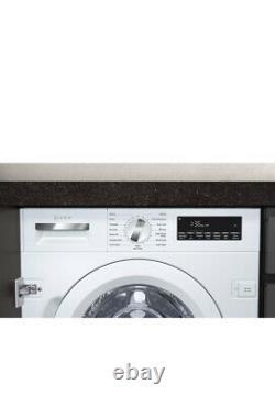 Neff W544bx0gb Intégré 8 KG 1400 Spin Washing Machine Nouvelle Vente