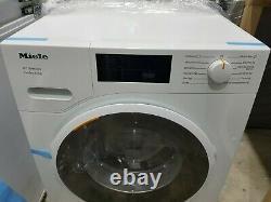 Nouveau Miele W1 Wsg663 Wifi Connecté 9kg Machine À Laver Avec 1400 RPM Blanc A+++