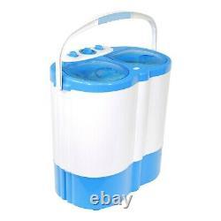 Portawash Twin Tub Machine De Lavage Portable Lwacc169#