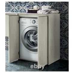 Salle De Bain Couverture De Cabinet Machine À Laver Dans Plus De 20 Couleurs Portalavatrice