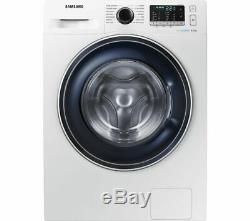 Samsung Ecobubble Ww80j5555fw 8 KG 1400 Spin Lave-linge Blanc Currys