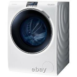 Samsung Machine À Laver Eco Bulle Ww10h9600ew Pièces De Rechange Ou De Réparation