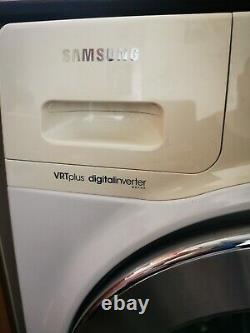 Samsung Wf1124xac Ecobubble Vrt 12kg 1400rpm Machine À Laver Autoportante