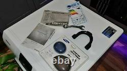 Samsung Ww10h9600 Machines À Laver Blanches Avec Accessoires Samsung Originaux