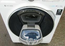 Samsung Ww12k8412ow De A +++ Addwash Washing Machine Rrp £ 1499! , Garantie 12m