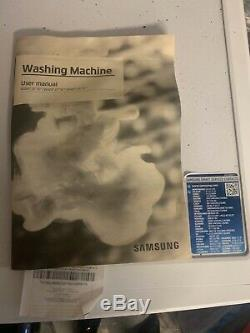 Samsung Ww5000 9 KG Lave-linge Blanc
