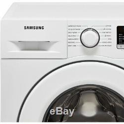Samsung Ww70j5555mw Ecobubble A +++ Noté 1400 RPM 7 KG Lave-linge Blanc
