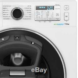 Samsung Ww70k5413ux Addwash Ecobubble A +++ Nominale 1400 7 KG Machine À Laver RPM
