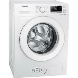 Samsung Ww80j5556mw 1400 Spin 8 KG A +++ Blanc Lave-vaisselle + 5 Ans De Garantie
