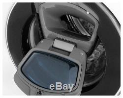 Samsung Ww80k5413uw 8kg 1400rpm Addwash Lave-linge Gratuit 5 Ans De Garantie