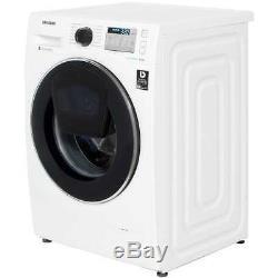 Samsung Ww80k5413uw Addwash Ecobubble A +++ Nominale 1400 8 KG Machine À Laver RPM