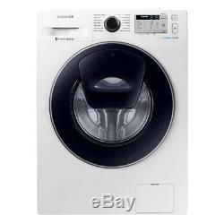 Samsung Ww80k5413uw Lave-linge De La 1400rpm Load A +++ Energy Note En Blanc