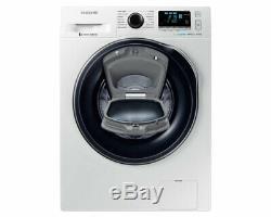 Samsung Ww80k6610qw 8kg 1600rpm Addwash Lave-linge Gratuit 5 Ans De Garantie