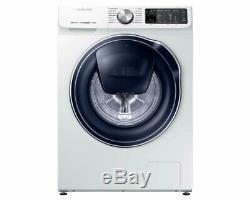 Samsung Ww80m645opm 8kg Quickdrive Lave-linge 5 Ans De Garantie
