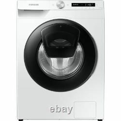 Samsung Ww80t554daw Addwash Ecobubble A+++ Évalué 8kg 1400 RPM Machine À Laver