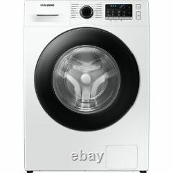 Samsung Ww80ta046ae Ecobubble A+++ Rated 8kg 1400 RPM Washing Machine White
