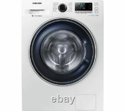 Samsung Ww90j5456fwitheu 9 KG 1400 Spin Machine À Laver, Blanc