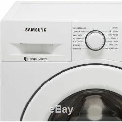 Samsung Ww90j5456mw Ecobubble A +++ Noté 1400 RPM 9 KG Lave-linge Blanc