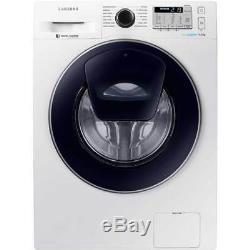 Samsung Ww90k5413uw Addwash Ecobubble A +++ Nominale 1400 9 KG Machine À Laver RPM