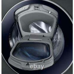 Samsung Ww90k5413ux 9kg 1400 Spin Addwash Machine À Laver Inox A+++ Évalué
