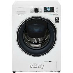 Samsung Ww90k6610qw Addwash Ecobubble A +++ Noté 1600 Machine RPM 9 KG À Laver