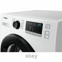 Samsung Ww90t4040ce Série 4 9kg 1400 RPM Machine De Lavage Blanc D Coté Nouveau