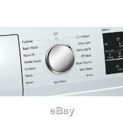 Siemens Wm14t492gb Iq500 De 1400spin Blanc Lave-linge + 5 Ans De Garantie