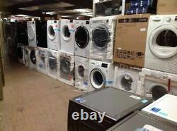 Tout Nouveau 8kg Samsung Ecobubble Ww80j5555fw 1400rpm Machine À Laver Blanc A+++