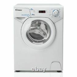 Tout Nouveau Candy Aqua1042d 70cm Compact Washing Machine 4kg Charge, Led Display