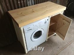 Unité Autoportant Appliance Gap Cover Logement Utilitaire Lave-vaisselle Machine À Laver