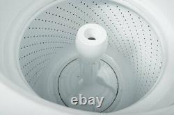 Whirlpool 3lwtw4705fw 15kg American Top Chargement Machine À Laver Blanc