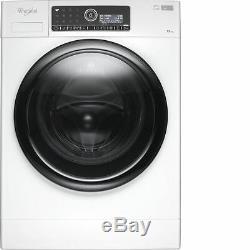 Whirlpool Fscr12441 De 1400 Vitesse D'essorage Washing Machine 2 Ans De Garantie Nouveau