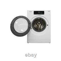 Whirlpool Fscr12441 Wifi 12kg 1400rpm Machine À Laver Autonome Blanc