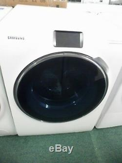 Ww10h9600ew Ww9000 Série Samsung Lave-linge Blanc 1600rpm De 10 KG