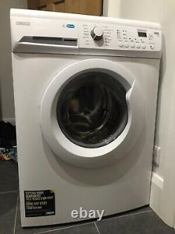 Zanussi 1400rpm 8kg Front Loader Washing Machine White (zwf81443w)