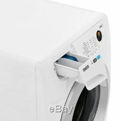 Zanussi Zwf91483wr Lindo300 A +++ Noté 1400 RPM 9 KG Lave-linge Blanc Nouveau